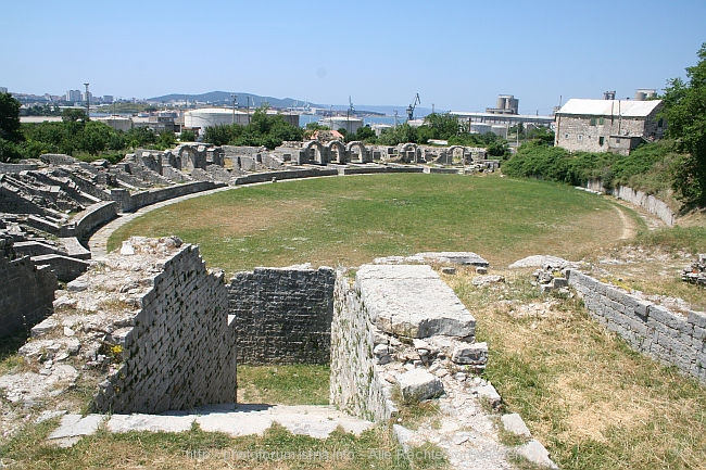 SALONA in Solin > Amphitheater
