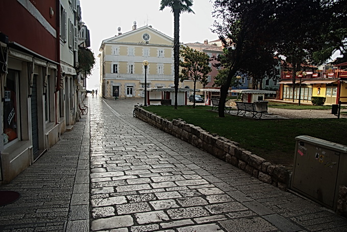 Porec – Documanus im November 2011 2