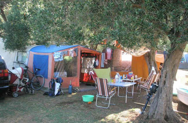 stell und campingplätze