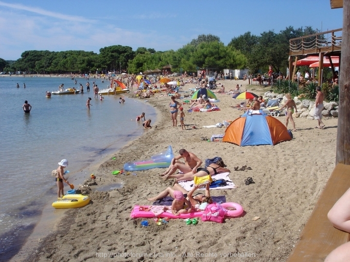 Medulin Croatia  city images : MEDULIN > Kueste und Strand vom Medulin Camp Istrien / Kroatien ...