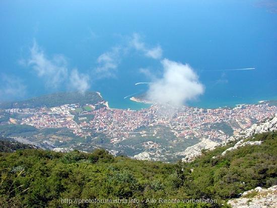 Makarska, Makarska Rivijera