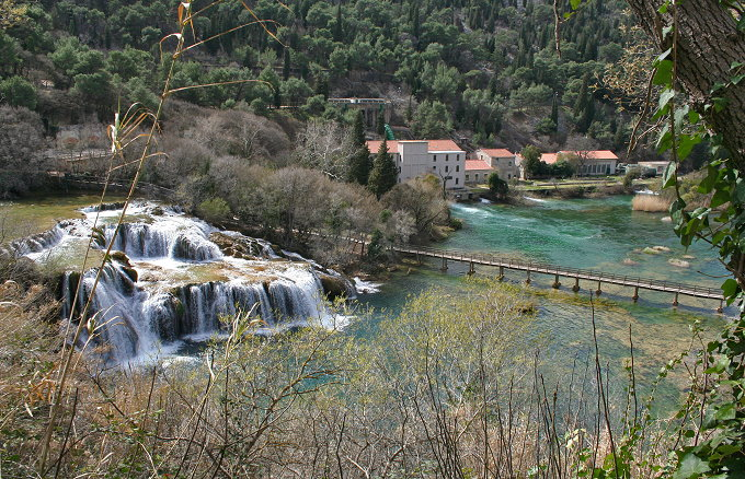 Nationalpark Krka im Winter (B) 9