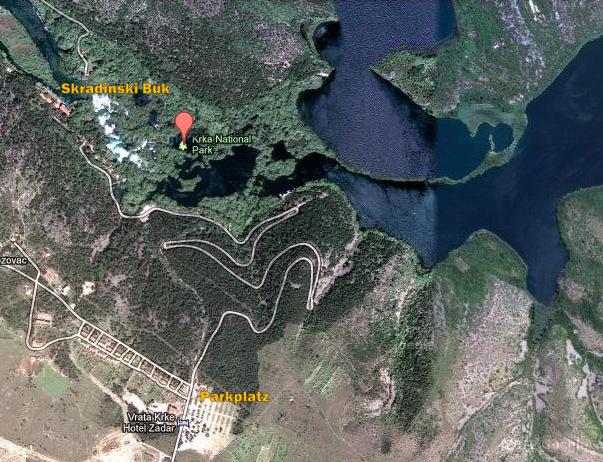krka nationalpark google maps istrien kroatien photos und bilder aus istrien kroatien. Black Bedroom Furniture Sets. Home Design Ideas