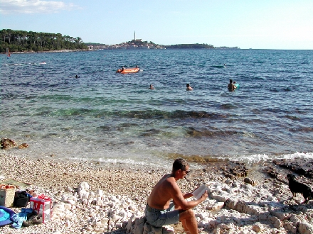 MONSENA > Ausblick auf Rovinj - Istrien / Kroatien: Photos