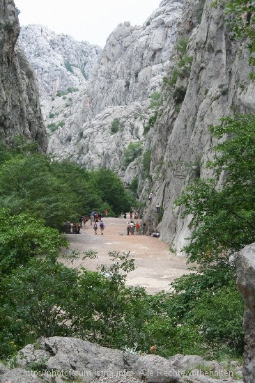 NATIONALPARK PAKLENICA > im Nationalpark 4