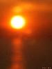 Sonne vor der Küste Umag-Novigrad