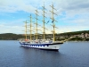 2. Platz, Dalmatien: INSEL HVAR > Royal Clipper